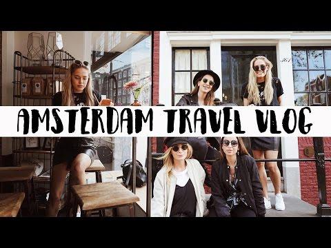 Amsterdam Travel Vlog | Cornelia