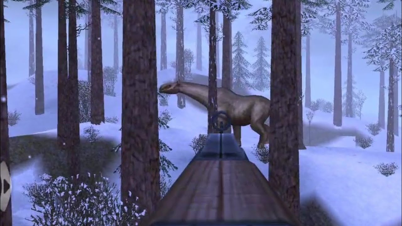 Carnivores Ice Age | Indricotherium Hunting - YouTube