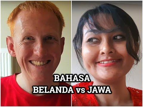 Bahasa Belanda Vs Jawa