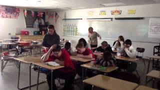Cottage Grove Middle School Harlem shake