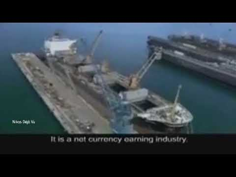[Nikos Deja Vu] H Ελληνική Nαυτιλία  - The Greek Shipping (Short Documentary. eng subs)