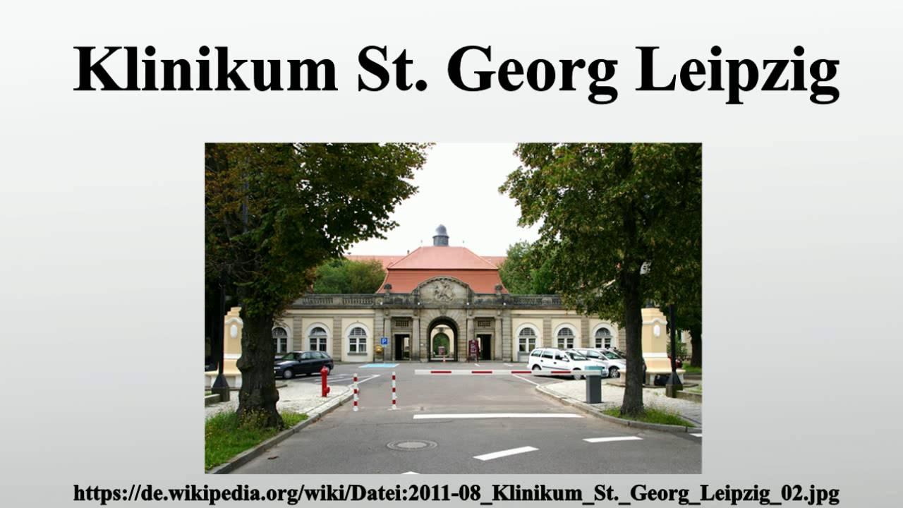 Klinikum St Georg Leipzig Youtube