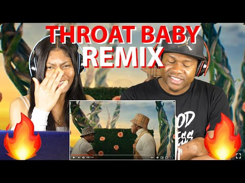 BRS Kash – Throat Baby Remix feat. DaBaby & City Girls REACTION