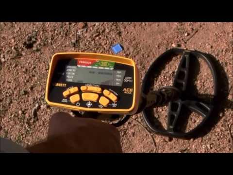 Garret Ace 300i Amp Ace 400i Setup Reveiw Australia Test