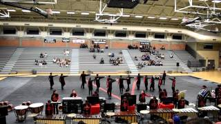 Golden Valley Percussion 2016 Championship performance