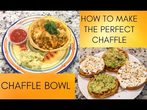 how-to-make-the-perfect-chaffle,-chaffle-bowl-and-paffle