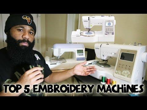 Brother Embroidery Machines | PE800 Vs PE770 | PE535 Vs SE625 / SE600 & SE400