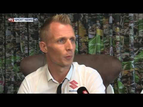 Markus Berger exklusiv bei Sky Sport News HD #SSNHD