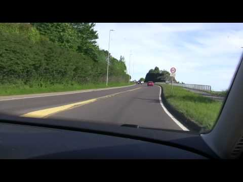 NORWAY from car - Larvik HD