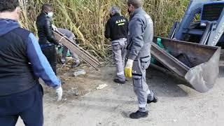 Clean Saturday a Campomarino: volontari puliscono l'ambiente dai rifiuti