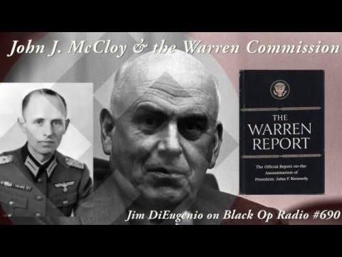 John J. McCloy & The Warren Commission: Black Op Radio