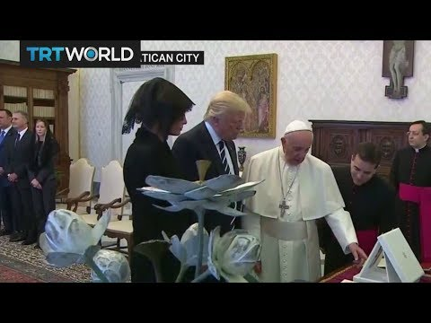Trump Tour: US President met Pope Francis in Vatican