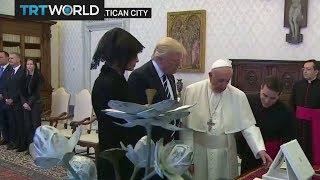 Trump Tour: US President met Pope Francis in Vatican