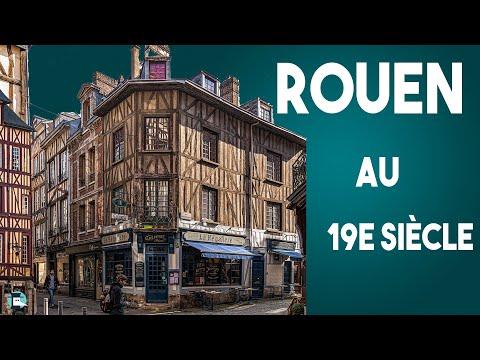 Comment était Rouen au 19e siècle ? Histoire, peinture et impressionnistes