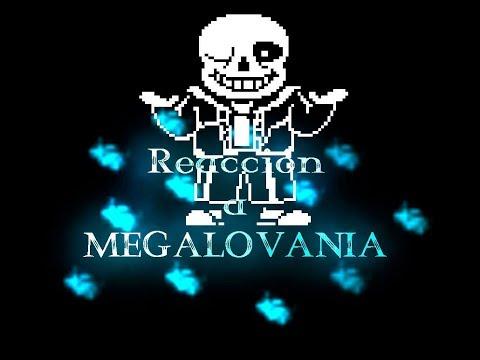 UNDERTALE - Reacción a Sans (Megalovania)