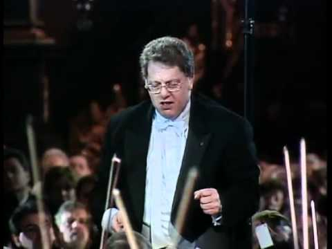 """Sir Gilbert Levine conducts Beethoven Symphony No. 9, Mvt. 4 """"Ode to Joy"""""""