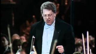 "Sir Gilbert Levine conducts Beethoven Symphony No. 9, Mvt. 4 ""Ode to Joy"""
