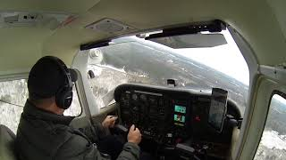 Instrument Rating - VLOG 2- Circle to land approach procedure GPS 17