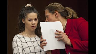 17-year-old has powerful words for  Larry Nassar