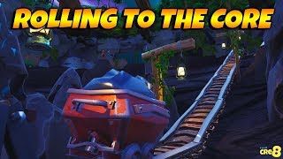 Fortnite Rolling To The Core Trailer! +Code!