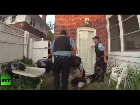 RAW: Footage of Chicago police shooting Paul O'Neal