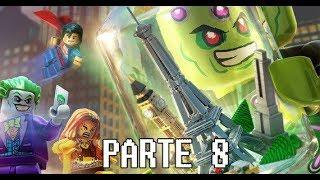 LEGO Batman 3: Beyond Gotham - Walkthrough Parte 8 - Europa está en contra [Guía - PS4]