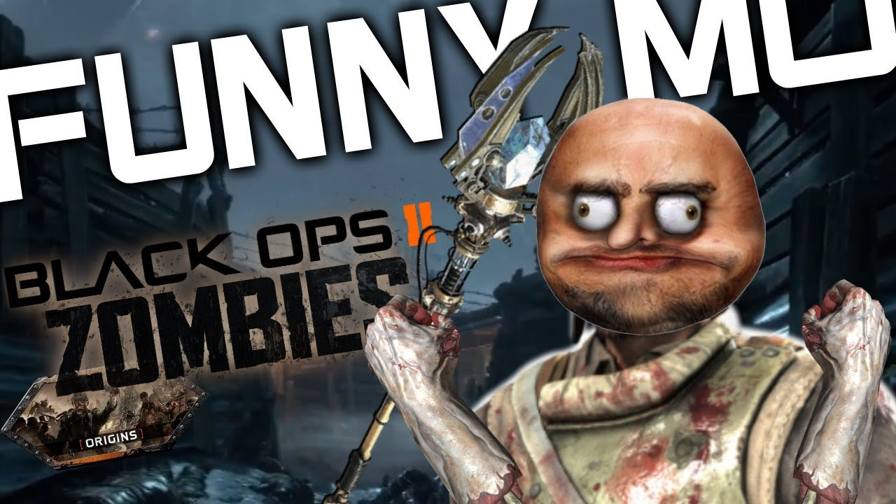 Funny call of duty 2 pictures download funny call of duty quotes - Black Ops 2 Origins Zombies Funny Moments Rage Quit Ultimate Staffs More Youtube