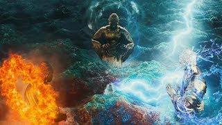 三个假如来在地球斗法,真如来一只手就灭了他们!一部魔幻剧情片 thumbnail