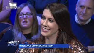 Domenica like i mille volti di vincenzo de lucia (05.01.2020)ospite la zia della televisione italiana: mara venier...;)vincenzo lucia, a...