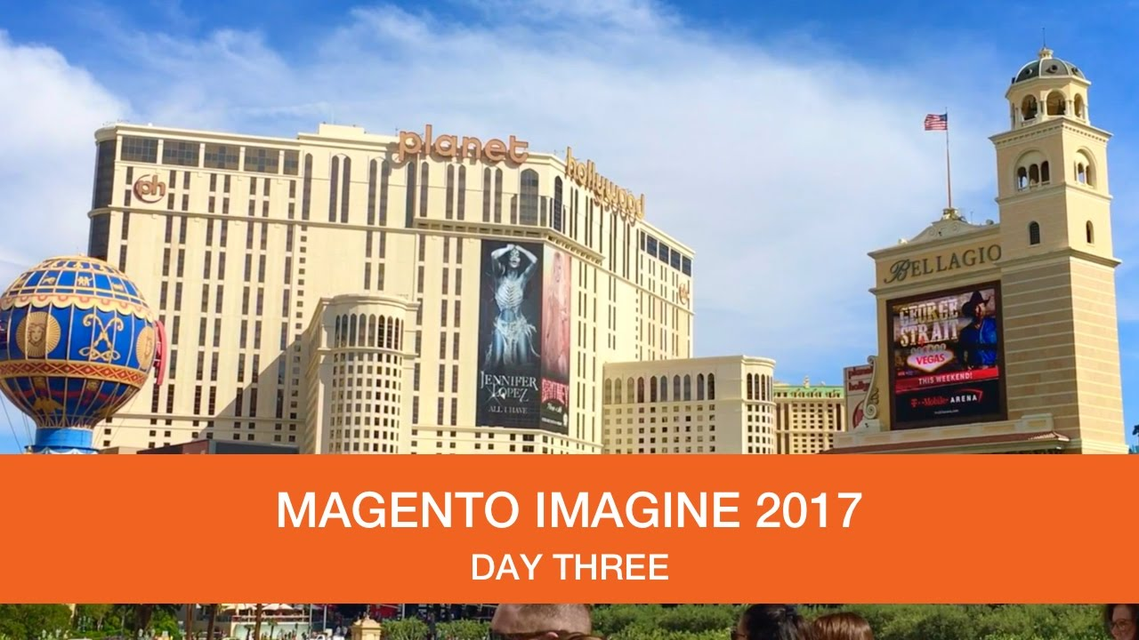 max_pronko: [Video] 😍📸🎥 Magento Imagine 2017 - Day Three. Magento 2.2 B2B, DevExchange and Wedding... https://t.co/YDVxWFlqOB… https://t.co/Yua9uBM8Yu