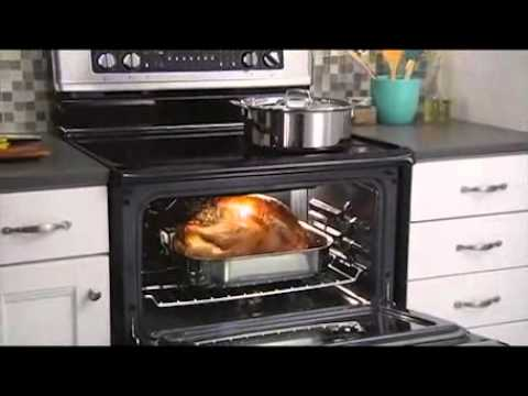 frigidaire gallery range with symmetry double ovens - Frigidaire Gallery Stove