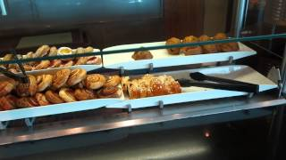 Adventure of the Seas, Windjammer Cafe, Breakfast Offerings