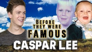 CASPAR LEE - Before They Were Famous