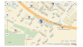 Яндексы карты для Joomla 2.5 и 3.x