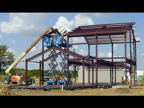 Steel frame homes youtube Steel frame homes