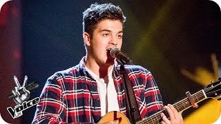 Bradley Waterman performs �Forget You� - The Voice UK 2016: Blind Auditions 5