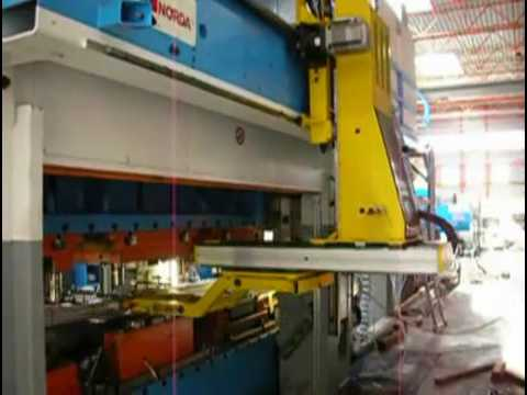 Manipulator White Goods (79 - N) - 3 Axis Fed by Coil