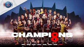 CHAMPI8NS DE FRANCE 2019