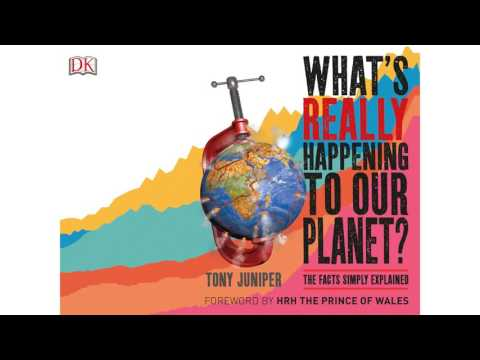 What's really happening to our planet? FFI Event 2016