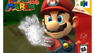 Mario Star Power theme songs (seamless flow)