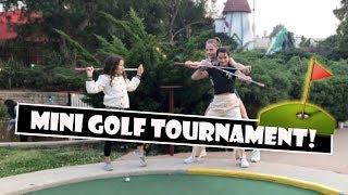Mini Golf Tournament ⛳ (WK 385.4) | Bratayley
