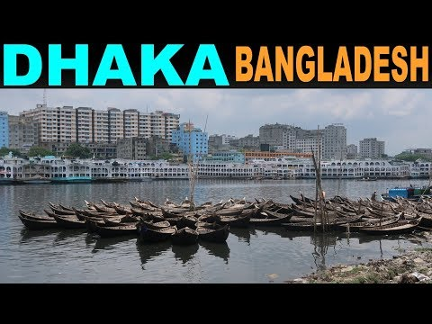 A Tourist's Guide to Dhaka, Bangladesh 2019