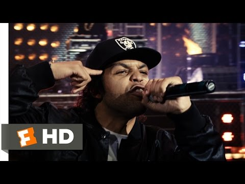 Straight Outta Compton (8/10) Movie CLIP - Madness in Detroit (2015) HD