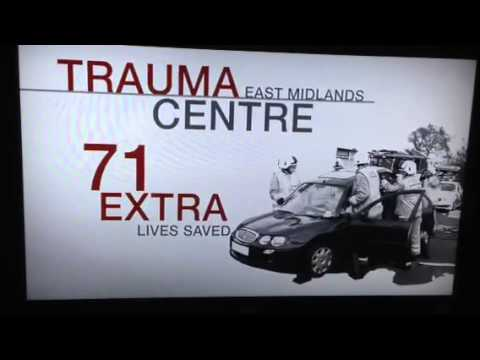 Major trauma unit official opening