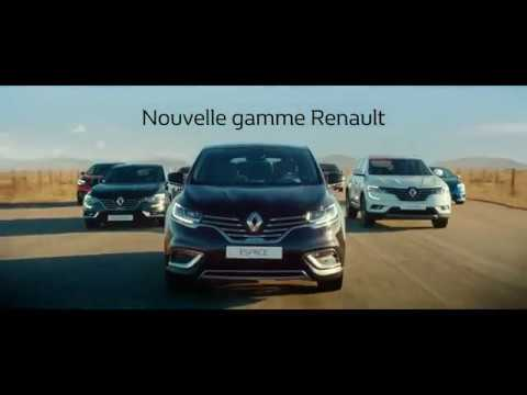 nouvelle gamme renault la vie avec passion youtube. Black Bedroom Furniture Sets. Home Design Ideas