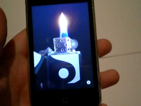 Virtual Lighter on the App Store
