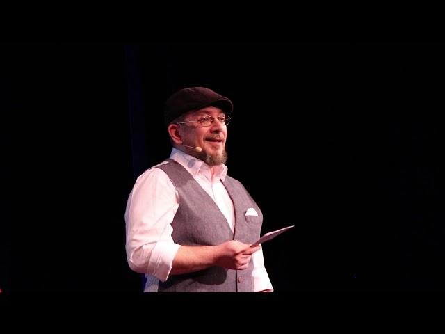 De tricheur à formateur | Yann Hardy | TEDxENTPE