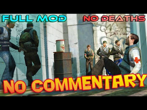 Half-Life 2: The Citizen Returns - Full Walkthrough 【60FPS】【NO Commentary】