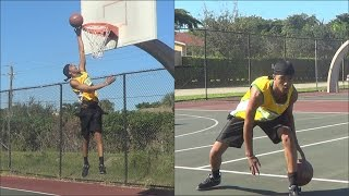 IRL Basketball Workout! MY WORST SHOOTING DAY EVER!