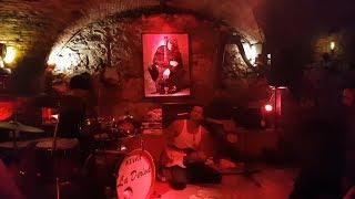 Andrea Appino e Roberto Luti - Night SbRock Jam session at La Deriva Music Club Livorno